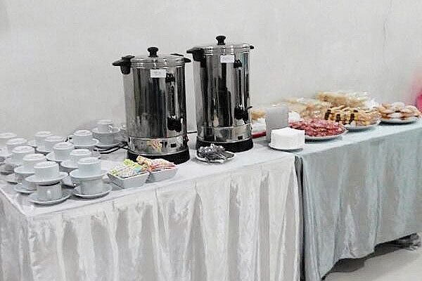 catering coffee break
